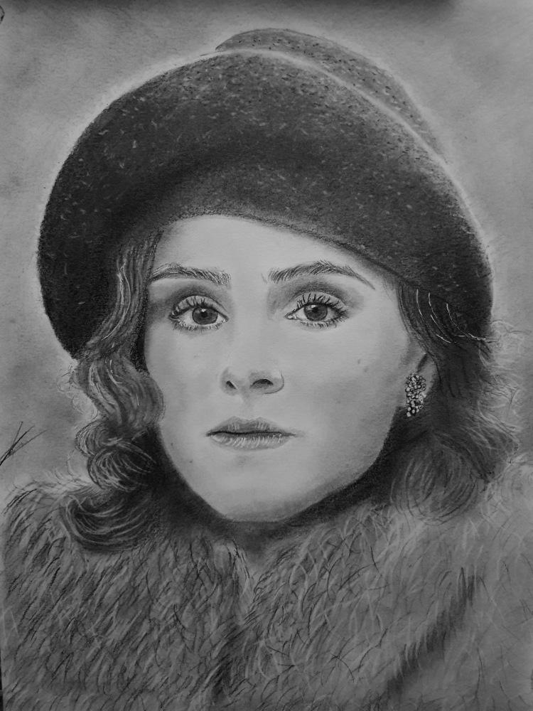 Sophie Rundle por Allyster-nightwind